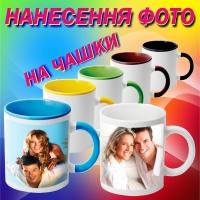Нанесення зображення на чашки