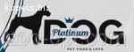 АКЦИЯ на сухой корм премиум класса Platinum Dog для собак