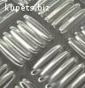 Алюминиевый лист рифленый квинтет 2,5мм 2,5х1000х2000мм