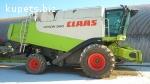 комбайн зерноуборочный Claas Lexion 560 Год выпуска 2008.