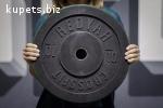 Предлагаем диски резиновые для Тяжелой атлетики, кроссфита