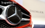 Работник на завод Mercedes (Чехия)